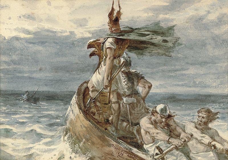 Des Vikings au Maghreb