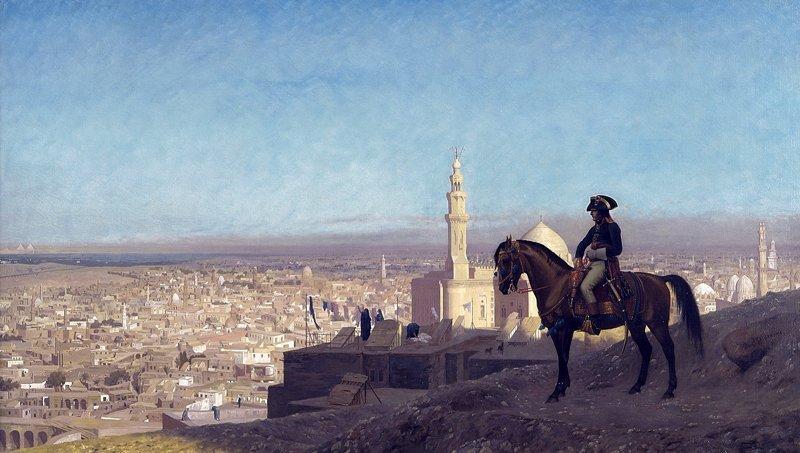 Napoléon en Egypte, part.1