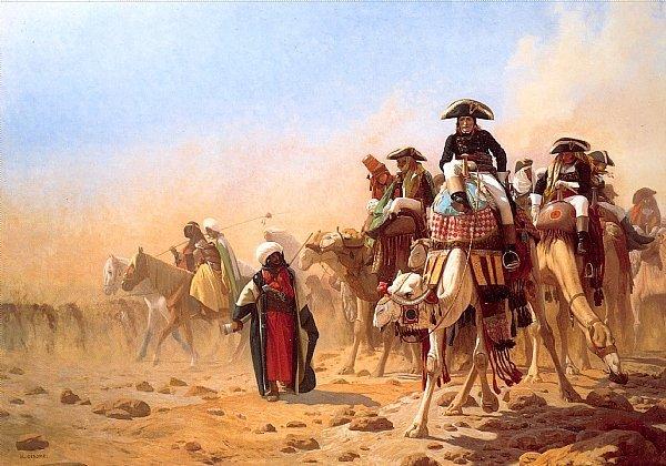 Napoléon en Egypte, part.2