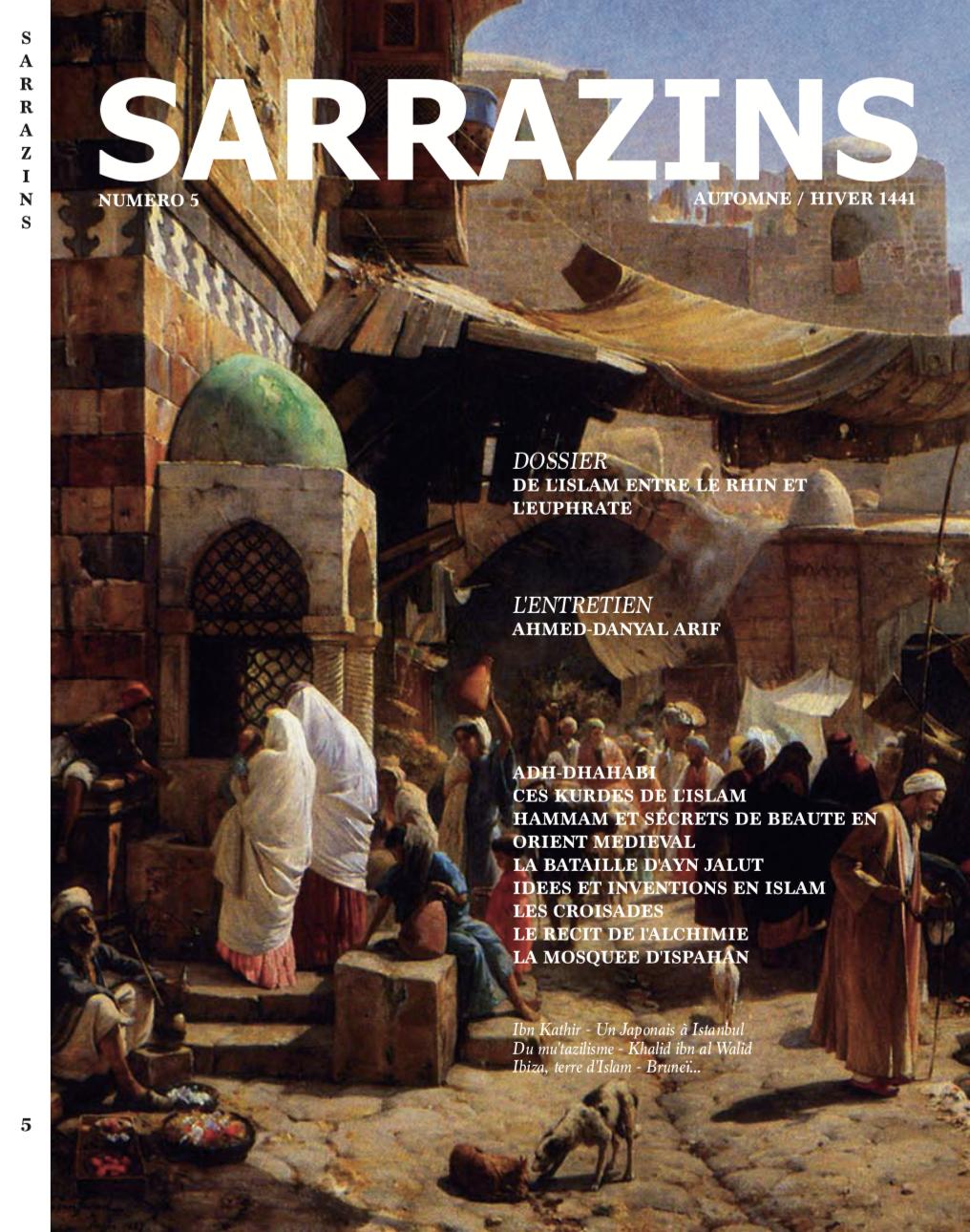 Sarrazins N°5, bientôt chez vous !