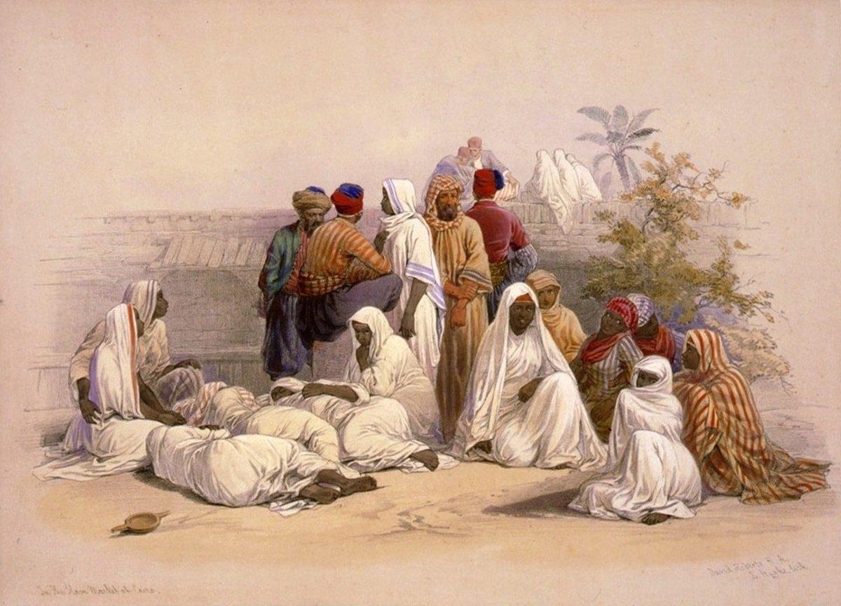 De l'esclavage en terre d'Islam