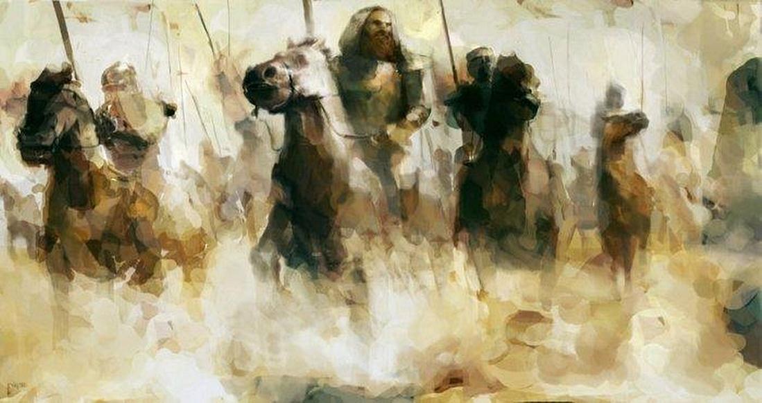 Badr, première des batailles de l'islam
