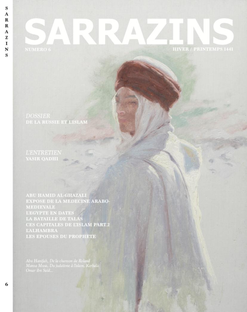 Sarrazins N°6, à précommander dès maintenant !