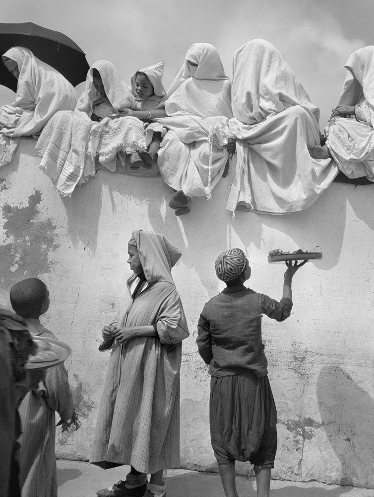 Tanger, en 1942