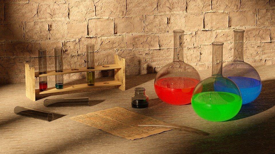 L'alchimie, par Aissam Aït Yahya