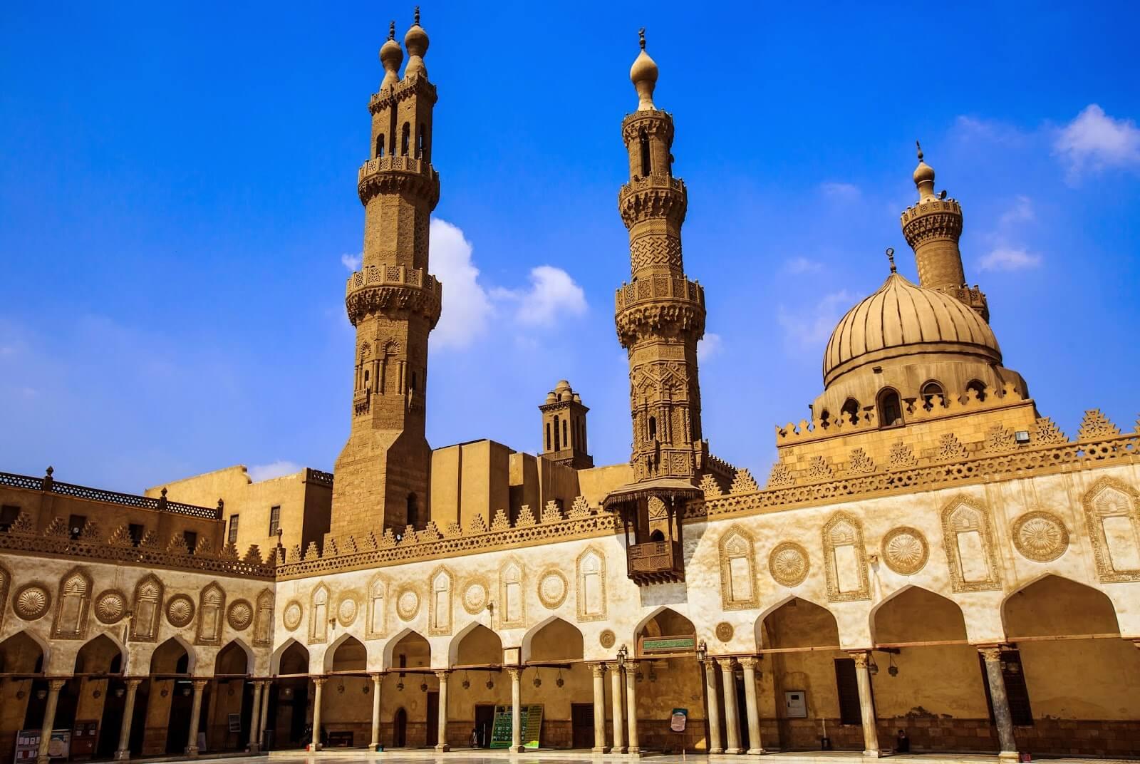 Al-Azhar, l'université millénaire