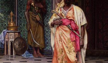 Abū Kāfūr, un émir noir en Egypte
