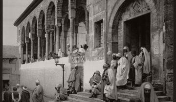 Tunis, fin du 19e siècle chrétien