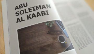 L'entretien avec Abu Soleiman al-Kaabi (Nawa Editions)