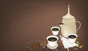 Les pérégrinations du café en pays d'Islam