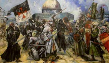 4 juillet : Ṣalāḥ al-dīn bat les Croisés à Hattin