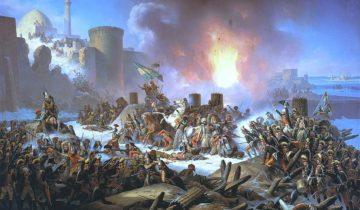 Le 7 juillet : La bataille de Larga