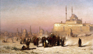Le 6 juillet : Fondation du Caire