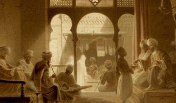 Déboires du café en terre d'Islam