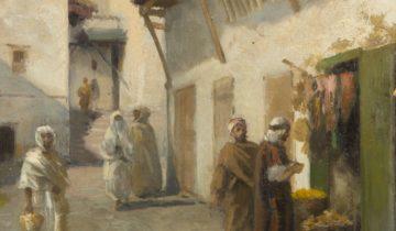 Alger, 1789