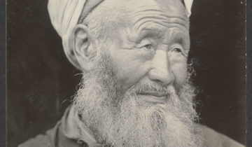 Yūsuf Ma Dexin, un imam en Chine