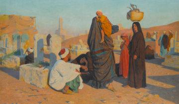 De la peste noire en terre d'Islam